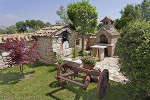 Vakantiehuis Zvana - Bubani - Istrië - Kroatië