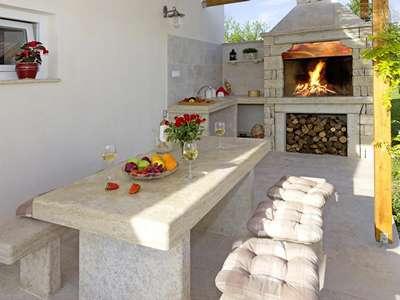 Vakantiehuis Lana - Istrië - Kroatië - Ruzici