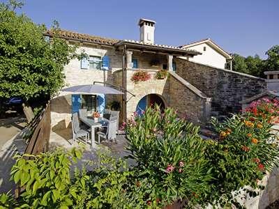 Vakantiehuis Erisa - Istrië - Kroatië - Pazin